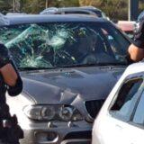Hapšenje navijača kod Studenjaka, tuča u Južnom bulevaru 7