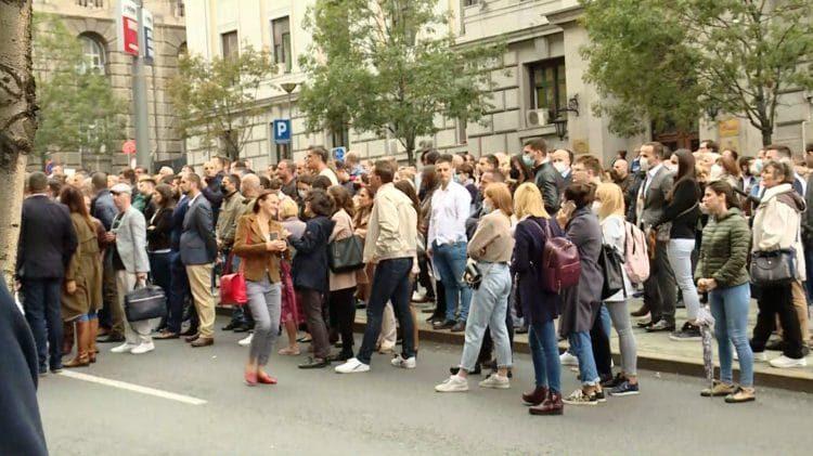 Advokati dali rok VKS-u da povuče dopunu pravnog stava, u suprotnom protest u petak ili subotu 1