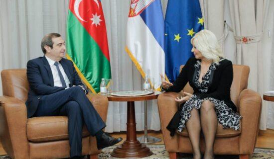 ambasador azerbejdzan