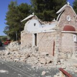 Potres magnitude 5,8 pogodio Krit, stradala jedna osoba, 11 povređeno 11
