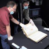 Završena prva faza digitalizacije Miroslavljevog jevanđelja (FOTO) 3