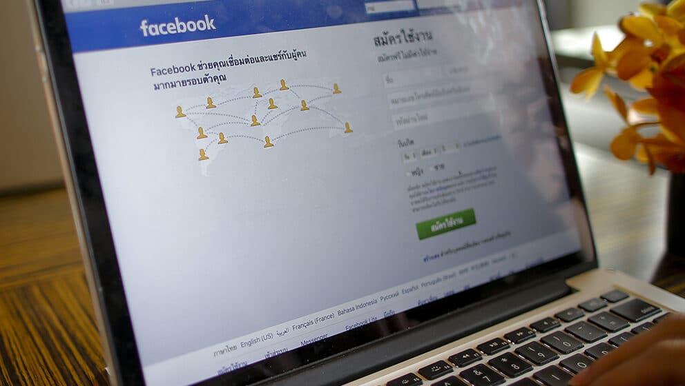 Ruski sud naložio prinudnu naplatu kazne od Fejsbuka 1