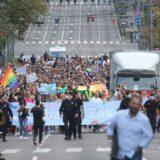 Nekoliko hiljada učesnika na Prajdu u Beogradu, Bekvalac: I ja sam deo LGBT zajednice 4