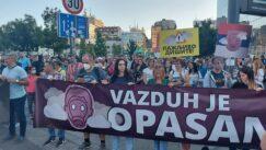 Protest zbog zagađenja vazduha: Ovo je borba za zdravlje Srbije 6