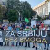 Protest zbog zagađenja vazduha: Ovo je borba za zdravlje Srbije 11