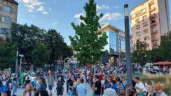 Protest zbog zagađenja vazduha: Ovo je borba za zdravlje Srbije 2