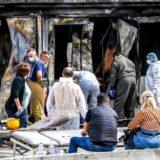 Protest u Tetovu, demonstranti traže istinu o požaru u kovid bolnici 1
