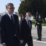 Vučić stigao u Tursku 4