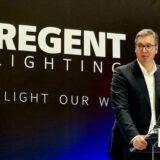 Vučić otvorio fabriku švajcarske kompanije Regent lajtning u Svilajncu 16