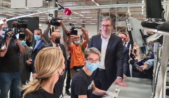 Nastavnicima naloženo da dođu na otvaranje fabrike u Svilajncu 12