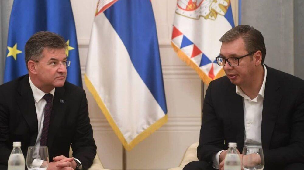 Vučić i Lajčak razgovarali o krizi na Kosovu 1