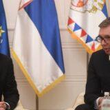 Vučić i Lajčak razgovarali o krizi na Kosovu 9
