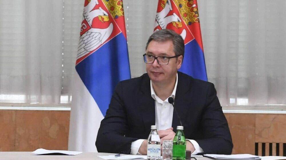 Vučić: Odbio sam kompromisno rešenje EU i Kvinte za KiM 1