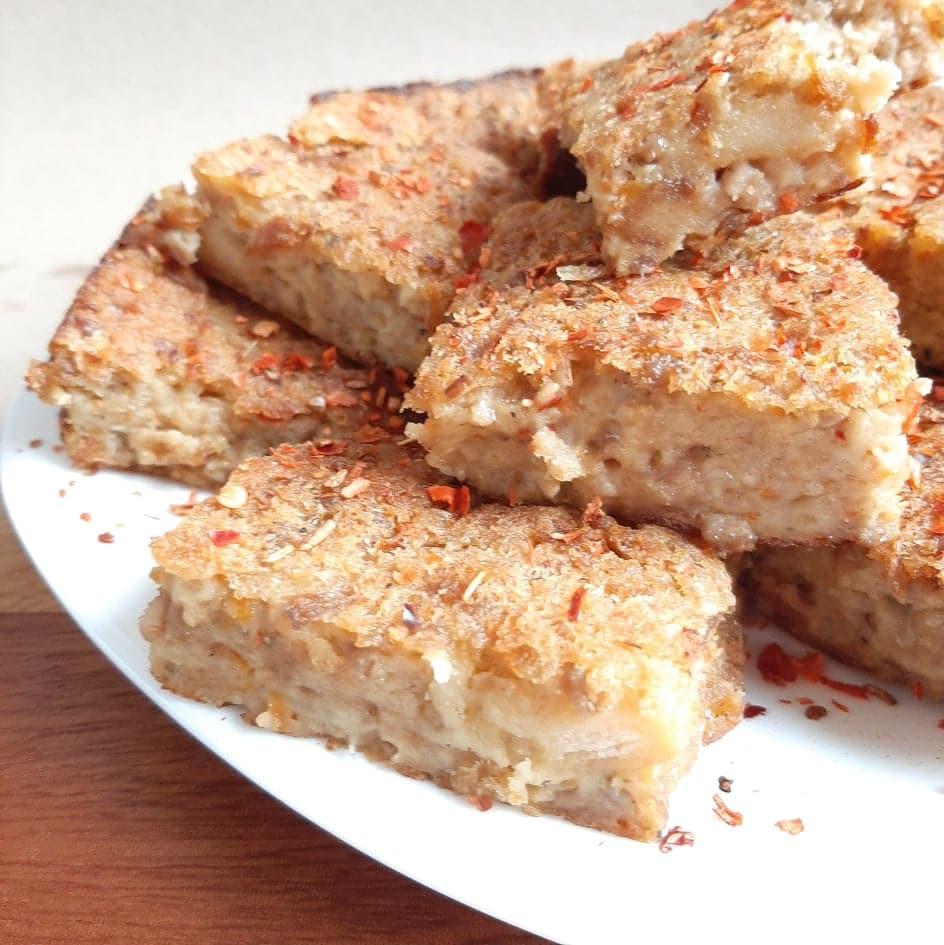 Recept: Pita od starog hleba sa mesom i pivom 2