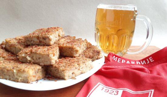 Recept: Pita od starog hleba sa mesom i pivom 15