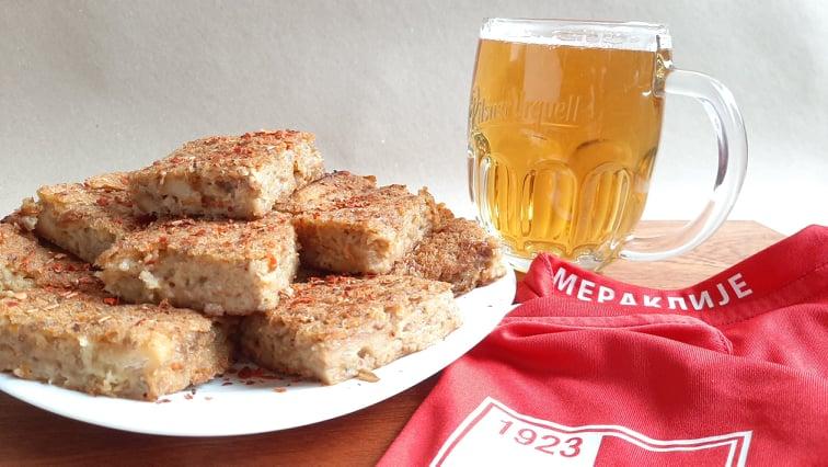 Recept: Pita od starog hleba sa mesom i pivom 1