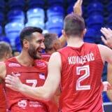 Odbojkaši Srbije u četvrtfinalu Evropskog prvenstva 5