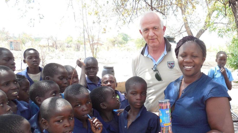 Zambija: Velika četvorka reke Luangve 1