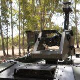 Izraelska kompanija predstavila naoružanog robota za patroliranje duž granica 2