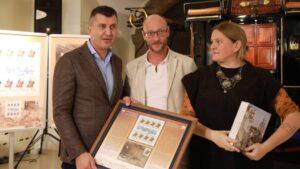Otvorena izložba i predstavljene marke povodom 145 godina od dolaska ruskih dobrovoljaca u Srbiju