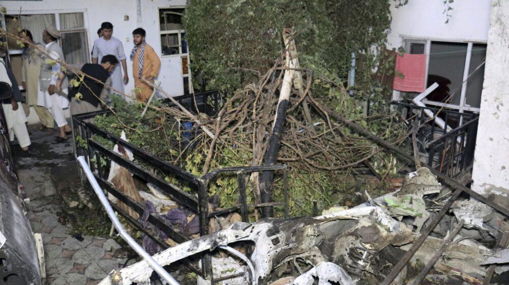 Pentagon: Napad dronom u Kabulu je tragična greška, ubijeni samo civili 1