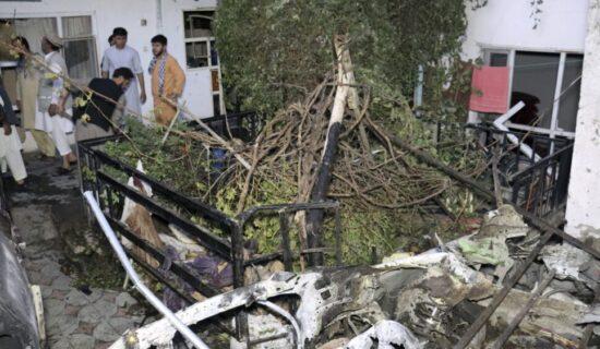 Pentagon: Napad dronom u Kabulu je tragična greška, ubijeni samo civili 12