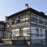 Počela restauracija fasada na zgradi Zavoda za zaštitu spomenika kulture Beograda 9