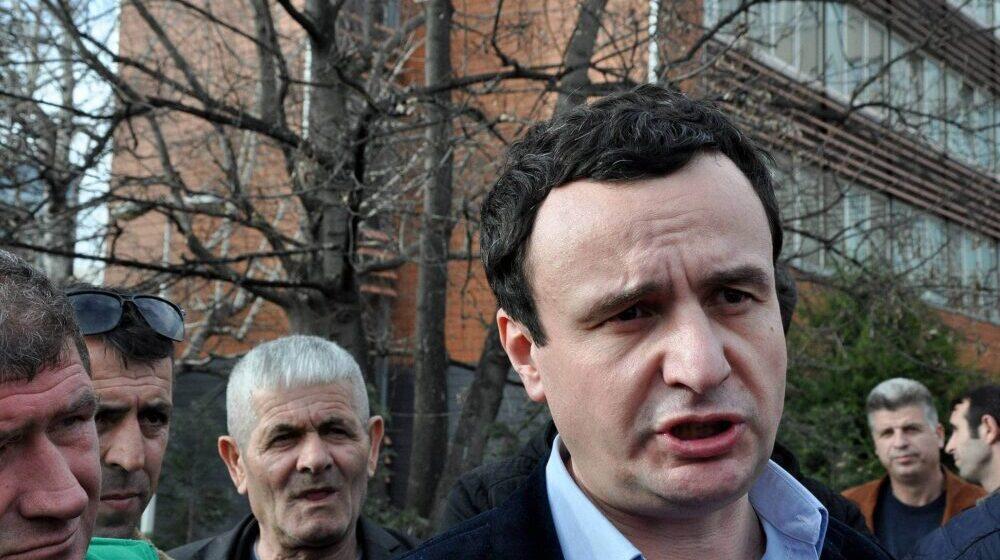 Zbog zbivanja na Jarinju Kurti se sastao sa liderima DPK i DSK 1