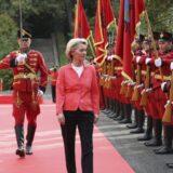 Ursula fon der Lajen posle sastanka sa Ramom: Budućnost Albanije je u EU 10