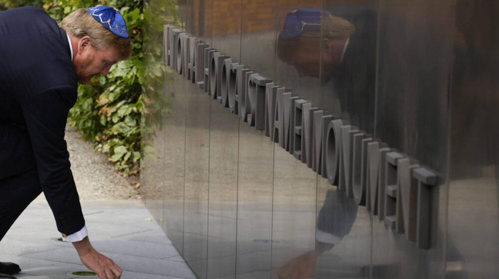 U Holandiji otkriven spomenik žrtvama holokausta 1