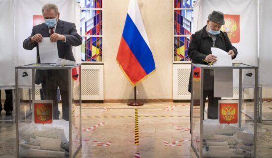 Obrađeno 100 odsto glasova: Jedinstvena Rusija osvojila skoro 50 odsto glasova 13