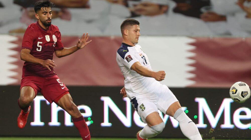Srbija pobedila Katar u generalnoj probi pred nastavak kvalifikacija za SP 1