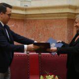 Potpisan memorandum o saradnji Jugoslovenskog dramskog pozorišta i Aleksandrinskog teatra 12