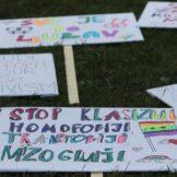 Nekoliko hiljada učesnika na Prajdu u Beogradu, Bekvalac: I ja sam deo LGBT zajednice 8