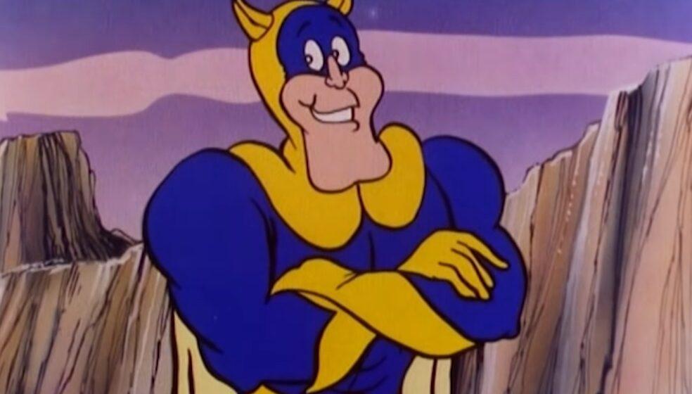 Bananamen – parodija superheroja 1