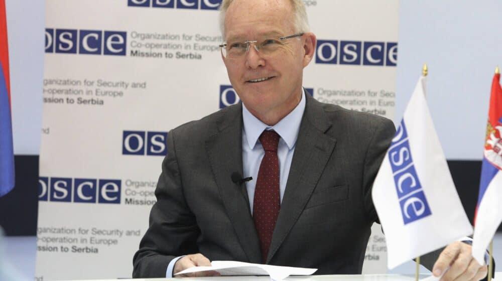 Šef misije OEBS Jan Bratu: Tenzije i sukobi u regionu nikome ne idu u prilog 1