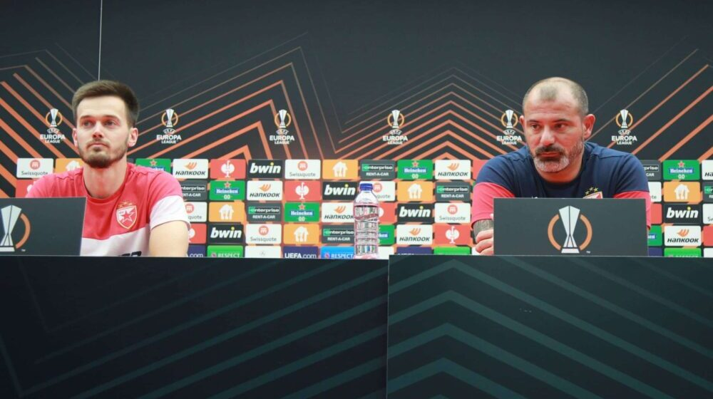 Stanković optimista pred derbi: Idemo na pobedu 1