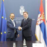 Selaković preneo novom šefu Delegacije EU da je članstvo u Uniji apsolutni prioritet 6