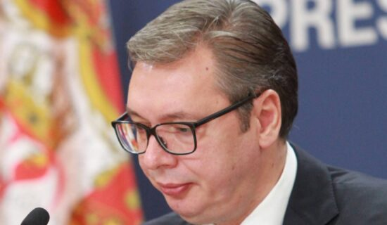 Vučić za sutra sazvao sednicu Saveta za nacionalnu bezbednost 12