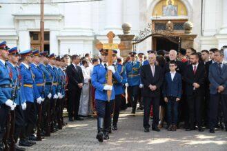 Posmrtni ostaci generala Stratimirovića preneti u Sremske Karlovce 3