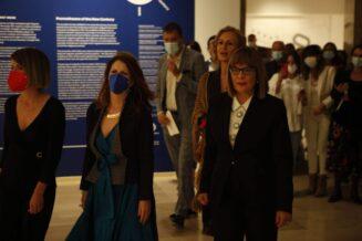 Otvorena izložba inspirisana godišnjicom prve konferencije Pokreta nesvrstanih u Beogradu (FOTO) 2