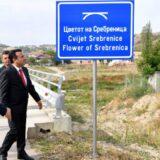 """Most u Severnoj Makedoniji nazvan """"Cvet Srebrenice"""" 12"""