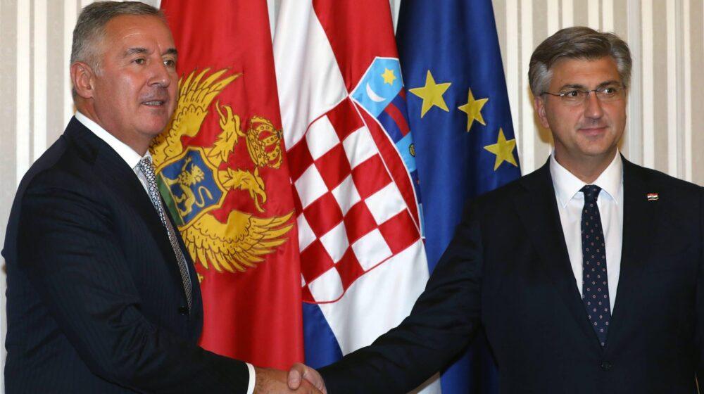 Milanović za preferencijalni tretman Crne Gore na putu u EU 1