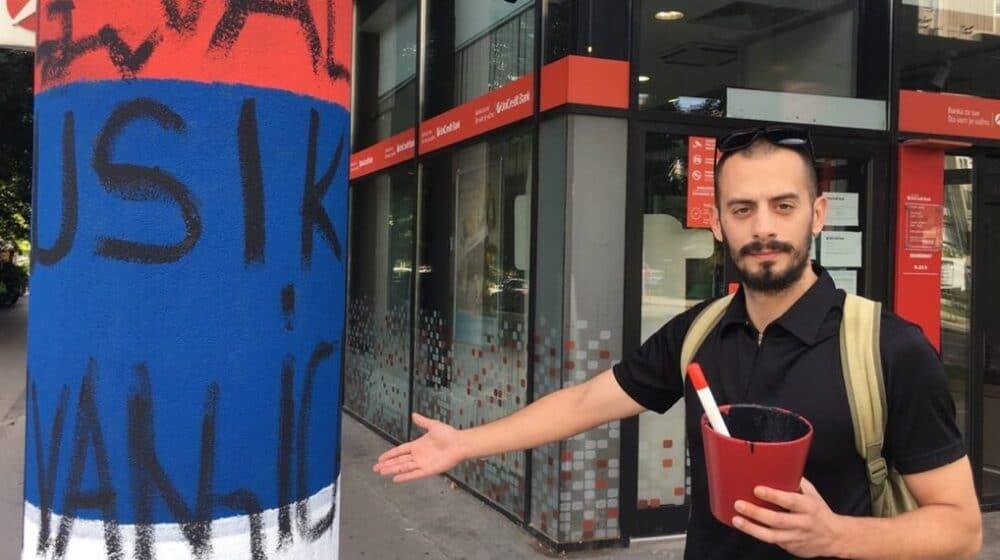 Skupština slobodne Srbije traži zaštitu za novosadskog aktivistu Brajana Brkovića 1
