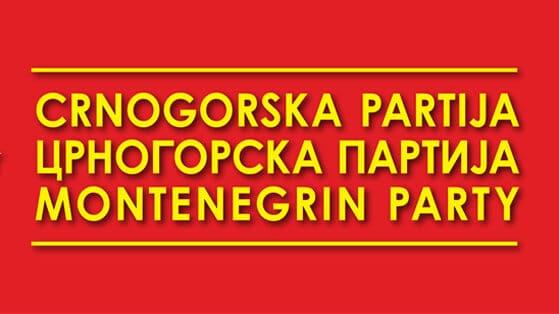 Crnogorska partija traži od opštini Vrbas da uvede crnogorski jezik u službenu upotrebu 1