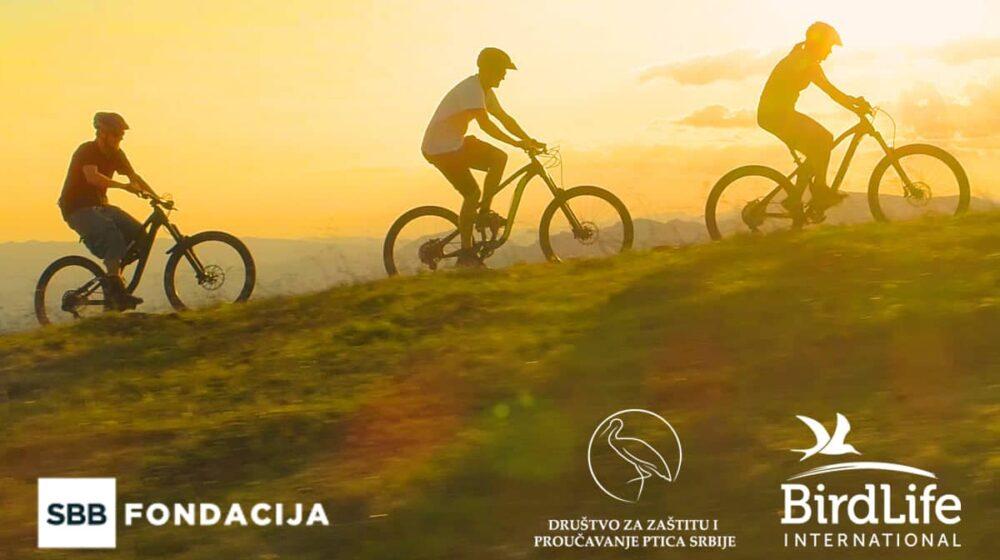 Biciklistička tura od Kladova do Male Vrbice u subotu 25. septembra 1