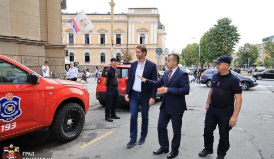 Gradonačelnik Kragujevca pokreće inicijativu za izgradnju novog Vatrogasnog doma 12