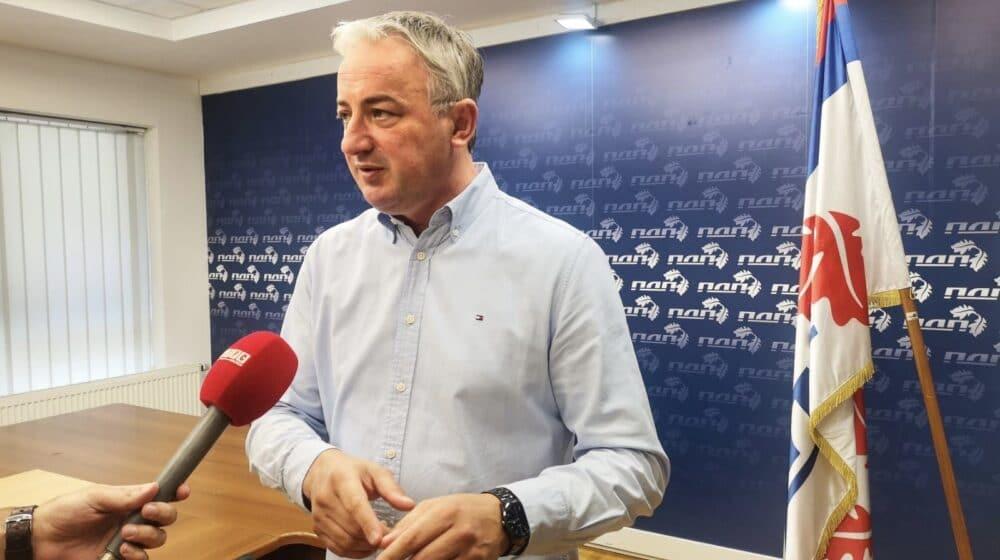 Borenović: Dodik u dogovoru sa Izetbegovićem pravi ozbiljne probleme RS 1