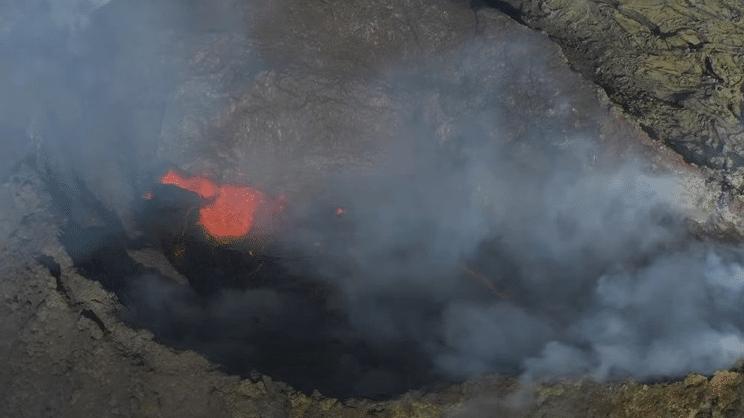 Erupcija vulkana na Islandu traje već šest meseci 1