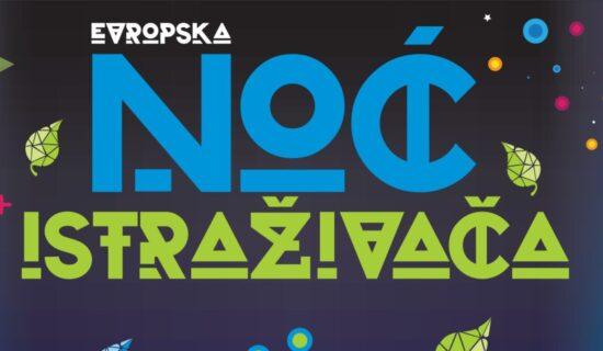 Evropska noć istraživača večeras u Kragujevcu 14